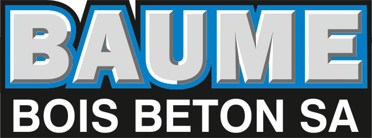 Logo Baume Bois Béton